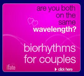 Biorhythm Compatibility for Couples - iFate com