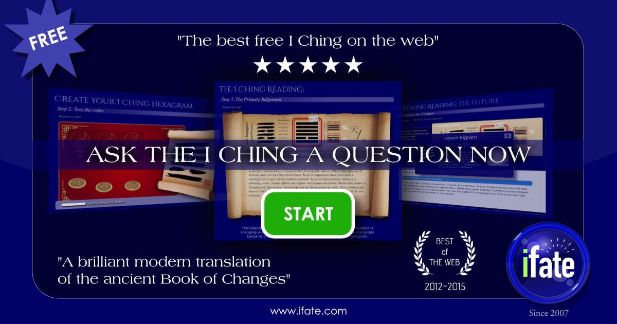 FREE I Ching Reading - iFate com